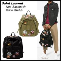 *Saint Laurent*Noe Backpack 2色 関税/送料込
