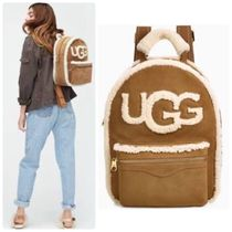 関税負担なし!☆UGG☆ DANNIE BACKPACK SHEEPSKIN