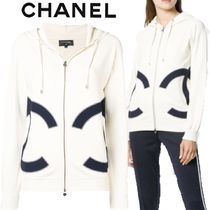 【18AW】★CHANEL★ ロゴパーカー