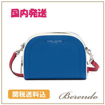 国内発送 MARC JACOBS Playback Colorblocked Leather Crossbody