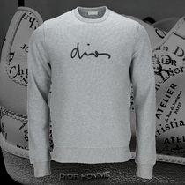 **DIOR**2018‐19AW DIOR SIGNATURE EMBROIDERED SWEATSHIRT