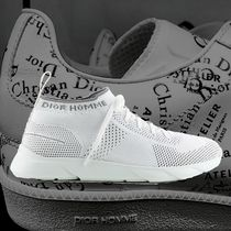 **DIOR**2018‐19AW DIOR TECHNICAL KNIT SNEAKER WHITE