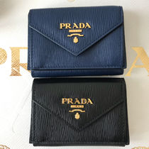 ≪PRADA≫IMV204≪VITELLO MOVE≫3つ折り財布☆
