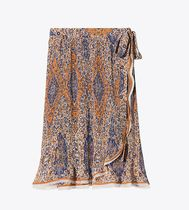 Tory Burch QUINCY PRINTED SKIRT