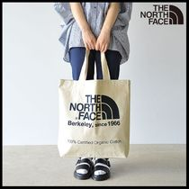国内発送・正規品★THE NORTH FACE★ORGANIC COTTON TOTE★EB
