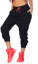 ZUMBA(ズンバ) フィットネスボトムス ◆9月新作◆More Zumba Instructor Harem Pants-Bold Black