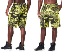 ◆9月新作◆MENS◆More Zumba Shorts-Zumba Green