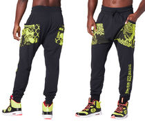 ◆9月新作◆MENS◆More Zumba Sweatpants- Bold Black