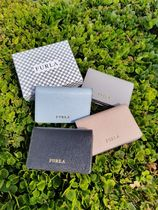 【即発◆3-7日着】FURLA ★BABYLON BUSINESS  CARD CASE★PS04