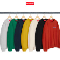 【WEEK4】AW18 Supreme(シュプリーム) CONNECT CREWNECK