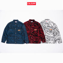 【WEEK4】AW18 Supreme x CDG PRINTED CANVAS CHORE COAT/Ssize
