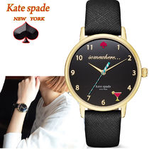 【期間限定sale】kate spade 5o'clock happy hour metro 腕時計