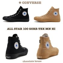 CONVERSE コンバース ALL STAR 100 GORE-TEX MN HI ゴアテックス