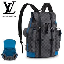 【Louis Vuitton】christopher PM バッグパック ダミエ