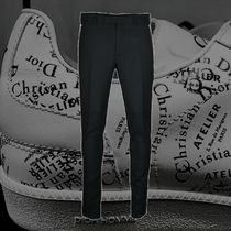 **DIOR**2018‐19AW DIOR ZIPPED POCKETS TROUSERS BLACK