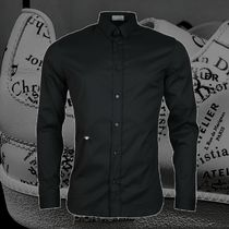 **DIOR**2018‐19AW DIOR EMBROIDERED BEE SHIRT BLACK