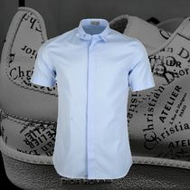 **DIOR**2018‐19AW DIOR EMBROIDERED BEE SHIRT BLUE