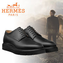18AW【直営店】新作 エルメス Derbies Perspective 靴 ダービー