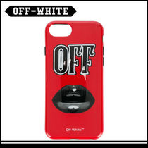 OFF-WHITE Lips iPhone 8 ケース