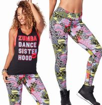 2点/ZUMBA/ズンバ/SisterhoodLoose&UnityPerfectLongLeggings