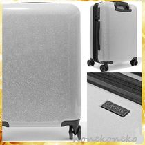 【CALPAK】Medora Carry-on Glittered Hardshell Suitcase2