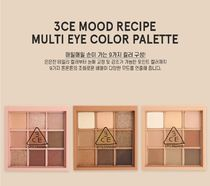●●韓国コスメ●●3CE MOOD RECIPE MULTI EYE COLOR 全3色♪