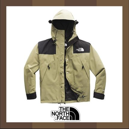 The North Face ★1990 Mountain Jacket GTX ★Tumbleweed Green
