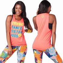 ☆ZUMBA・ズンバ☆Sisterhood Loose Tank HP