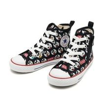 CONVERSE(コンバース) キッズスニーカー 国内配送 CONVERSE CHILD ALL STAR N MICKEY MOUSE HM Z HI BLK