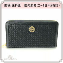 【関税込】国内即発[Tory Burch] BRYANT ZIP CONTINENTAL 長財布