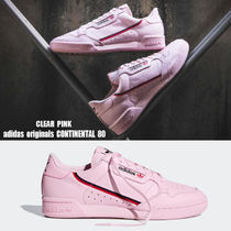 adidas★CONTINENTAL 80★CLEAR PINK★ピンク系