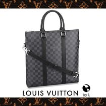 N40000【Louis Vuitton】アントン・トート ダミエ・グラフィット