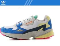 ★アディダス★ADIDAS FALCON W BB9174 WHITE/BLUE