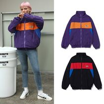 ACOVER(オコボ) ジャケット 【ACOVER】COLOR EFFECT TRACK JACKET(2color) - UNISEX