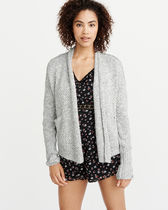 SALE☆Abercrombie & Fitch(アバクロ)MARLED CARDIGAN