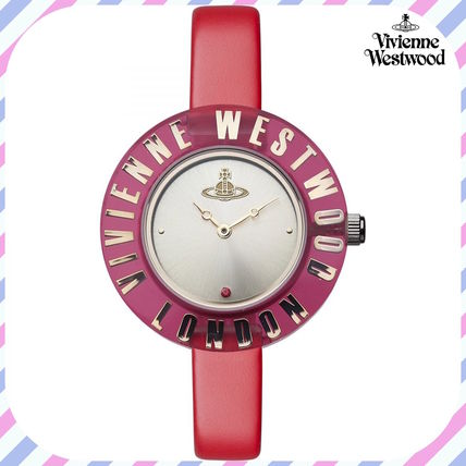 SALE★Vivienne Westwood★CLARITY BRIGHT◆Orbフェイス腕時計★