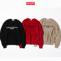 【WEEK4】AW18 Supreme (シュプリーム) x CDG SWEATER