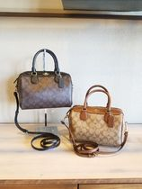 【即発◆3-7日着】COACH◆SIGNATURE  MINI BENNETT SATCHEL◆