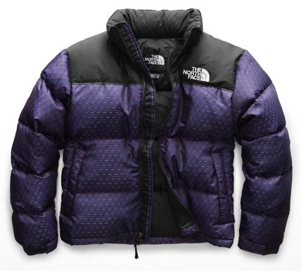 【US限定】MEN'S 1996 ENGINEERED JACQUARD NUPTSE JACKET