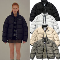 SCULPTOR(スカルプター) ダウンジャケット・コート ダウンジャケット★OVERSIZED GOOSE DOWN PUFFER JACKET【4色】