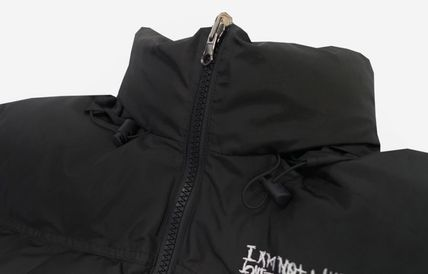 I AM NOT A HUMAN BEING ダウンジャケット I AM NOT A HUMAN BEINGのBASIC DUCK DOWN JACKET (REVERSIBLE)(6)
