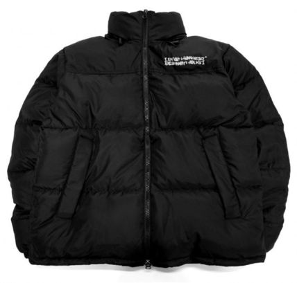 I AM NOT A HUMAN BEING ダウンジャケット I AM NOT A HUMAN BEINGのBASIC DUCK DOWN JACKET (REVERSIBLE)(11)