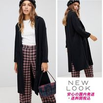 New Look Textured Duster Coat♪