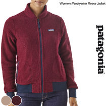 Patagonia(パタゴニア)★Womens Woolyester Fleece Jacket 2色