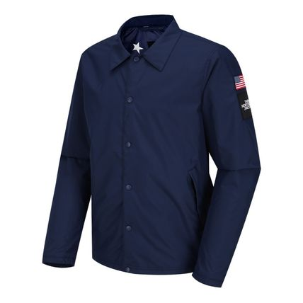 THE NORTH FACE M'S IC COACHES JACKET NJ3BJ07A NAVY