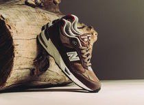 【関税・送料無料】 New Balance 991 - Brown/Tan
