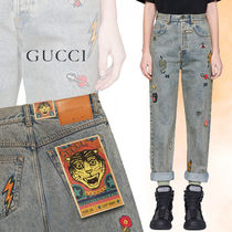 18Pre-Fall 数量限定!【GUCCI】80s シンボルズ フィットデニム