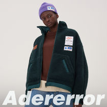 ★ADERerror★ Fleece jacket
