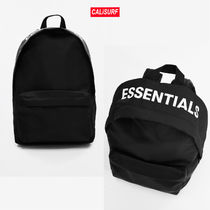 【最新】FOG(フィアオブゴッド)Essentials Boxy Graphic Backpac