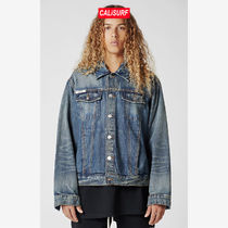 【最新】FOG(フィアオブゴッド)Essentials Denim Trucker Jacket